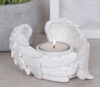 Angel Wing Candle Holders